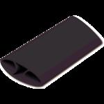 I-Spire Series™ Flexible Handgelenkauflage - schwarz__93933_ISpireFlexRocker_BLACK.png