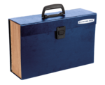Bankers Box Handifile Organiser - Blue