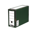 Boîte d'archives Bankers Box® PREMIUM verte 127 mm__BB_PremTransFileGRNClosed_00060_LF.png
