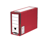 Boîte d'archives Bankers Box® PREMIUM rouge 127 mm__BB_PremTransFileREDClosed_00058_LF.png