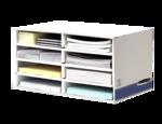 Bankers Box® System Schreibtisch Manager - Blau__BB_SystBlueDesktopSorter_00300_LF.png
