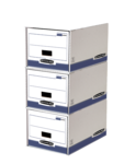 Bankers Box® System A4 archieflade - Blauw__BB_SystBlueStorageDrawA4Stack_00305_LF.png