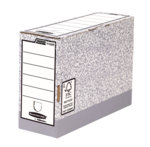 Caja Archivo Definitivo 120mm FOLIO System (Gris)__BB_SystGrey120mmFolioTransFileClosed_11805_LF.png