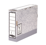 Bankers Box® System A4 Archivschachtel 80mm - Grau__BB_SystGrey80mmA4TransFileClosed_10800_LF.png