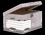 Bankers Box® System Klappdeckelbox Maxi - Grau__BB_SystGreyFlipTopStoreBoxOpen_11815_LF_b.png