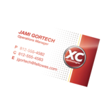 Glossy Pouches - Business Card, 7 mil, 100 pack__Business Card Red 2 LF.png