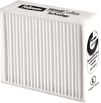 Filtro Impresora Fellowes Clear Air™ Grande (140 x 100 mm)__ClearAirFilter_Large_80253_LH.png