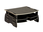 Earth Series™ Monitor Riser Black__EarthMonitorRiserGry_80139_RH.png