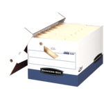 Bankers Box® Presto™ with Ergonomic Handles - Letter/Legal