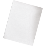 Presentation Covers - Oversize Letter, White, 200 pack
