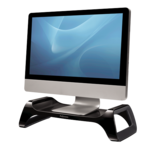 I-Spire Series™ Monitor Lift - Black__I-SpireBlk_MonitorLift_HeroLeft_wMonitor.png