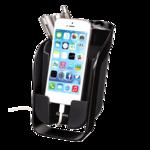 I-Spire Series  Pencil & Phone Station - Black