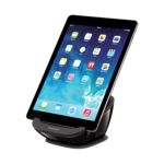 I-Spire Series Tablet SuctionStand - Black