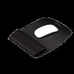 I-Spire Series™ Flexible Handgelenkauflage mit Mauspad - schw.__I-SpireBlk_WristRocker_HeroLeft_wMouse.png