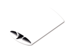 I-Spire Series Flexibele Schommelende Polssteun (WIT)__ISpireWristRockerWhite_9393301_RH.png