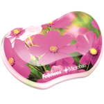 Photo Gel Utility Wrist Rest Microban® Protection__PhotoGel_Flowers_UtilityRest.png