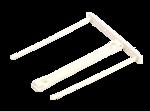 Fasteners de Plástico Pro Clip (100mm) Blanco__ProClipWhite_00897_LF.png