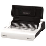 Pulsar™ E 300 Electric Comb Binding Machine w/Starter Kit__PulsarE_hero_left_open_030415.png