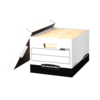 Bankers Box&#174; R-Kive&#174; - Letter/Legal, White/Black__00724.png