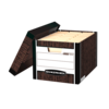 Bankers Box&#174; R-Kive&#174; - Letter/Legal, Woodgrain__00725.png