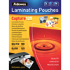 Glossy 125 Micron Card Laminating Pouch - 83x113mm