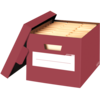 Bankers Box® Stor/File™ - Persimmon Red