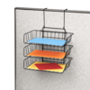 Wire Partition Additions™ Triple Tray