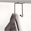7Wire Partition Additions™ Double Coat Hook