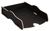 Earth Series™ Stackable Letter Tray Black__80115_hero.png