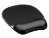 Crystal™ Gel Mouse Pad/Wrist Rest Black