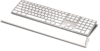 Keyboard Wrist Rocker - White