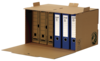 Bankers Box® Earth Series Front Opening Storage Container__BB_ESStoreContainerOpen_44711_LF.png
