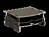 Earth Series™ Monitor Ständer, schwarz__EarthMonitorRiserGry_80139_RH.png