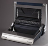Galaxy™ 500 Manual Comb Binding Machine__Galaxy_open left_handleup_noplatform.png