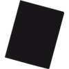 Classic Grain Presentation Covers - Oversize, Black, 200pk__Grain Black Ovr LF.png