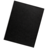 Linen Presentation Covers - Letter, Black, 200 pack