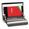 Quasar™+ 500 Comb Binding Machine w/ Starter Kit__Quasar_hero_right_wpaper_022315.png