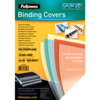 Fantaisie Polypropylene Covers - Clear/Lined A4__fantaisie_front_53506.png