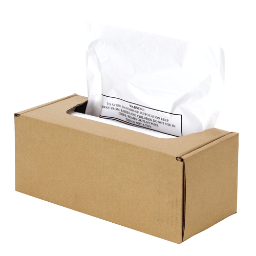 Fellowes® - Waste Bags for AutoMax™ 500C and 300C Shredders