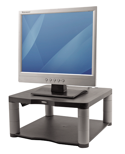 adjustable monitor riser 1