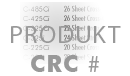 Produkt CRC Code eingeben #