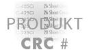 Produkt CRC Code eingeben #