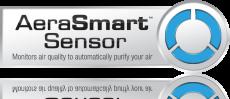 Fellowes AeraMax Air Purifier - sensor
