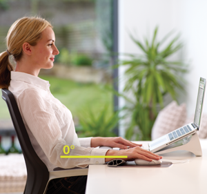 Fellowes Ergonomic Solutions Help Prevent Workspace Wrist Pressure