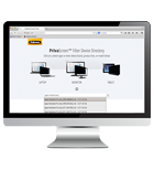 Fellowes - Privacy Filter Tools