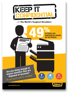 Fellowes - Keep it confidential