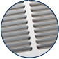 Fellowes Purificatore d'aria AeraMax<sup>&trade;</sup> - Sistema di ventilazione