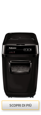 Fellowes AutoMax™ 200C distruggidoc. frammento