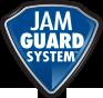 Il Sistema JamGuard System™ previene interruzioni della distruzione per un funzionamento libero da inceppamenti.