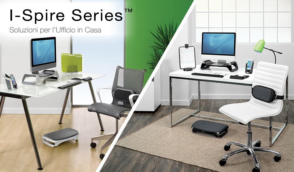 Soluzioni per l ufficio in casa fellowes for Soluzioni per ufficio